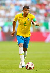 Brazil's Thiago Silva