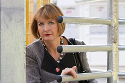 "© under license to London News Pictures. LONDON, UK. 25/02/14 Harriet Harman has said she ""regrets"" that a civil liberties group she used to work for had links to pro-paedophile campaigners in the 1970s and 1980s. FILE PICTURE DATED 01/10/2012. Manchester, UK . Harriet Harman leaves the conference venue . Labour Party Conference Day 2 at Manchester Central . Photo credit : Joel Goodman/LNP"
