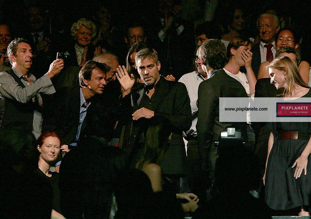 George Clooney - - 33 ème Festival du film américain de Deauville - 2/09/2007 - JSB / PixPlanete