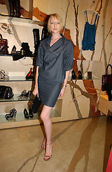 JADE PARFITT at the Peta (People for the Ethical Treatment of Animals) Humanitarian Awards held at Stella McCartney, 30 Bruton Street, London W1 on 28th June 2006.<br /><br />NON EXCLUSIVE - WORLD RIGHTS
