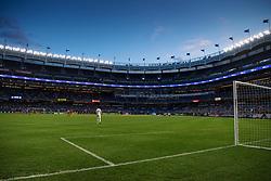 April 29, 2018 - New York, NY, USA - 180429 Generell vy under fotbollsmatchen i MLS mellan New York City och Dallas den 29 april 2018 pÅ' Yankee Stadium i New York  (Credit Image: © Joel Marklund/Bildbyran via ZUMA Press)