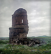 Ruins of Ancient town Ani-located 42 km away from Kars and right on the border with Armenia. Ani was a capitol of ancient Armenian Kingdom.