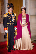 Danish royal family attend New Years reception 2017