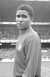Portugal player Eusebio Ferreira da Silva.