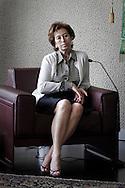 Milano, palazzo della regione: Il sindaco Letizia Moratti