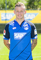 German Bundesliga - Season 2016/17 - Photocall 1899 Hoffenheim on 19 July 2016 in Zuzenhausen, Germany: Jonathan Schmid. Photo: APF  | usage worldwide