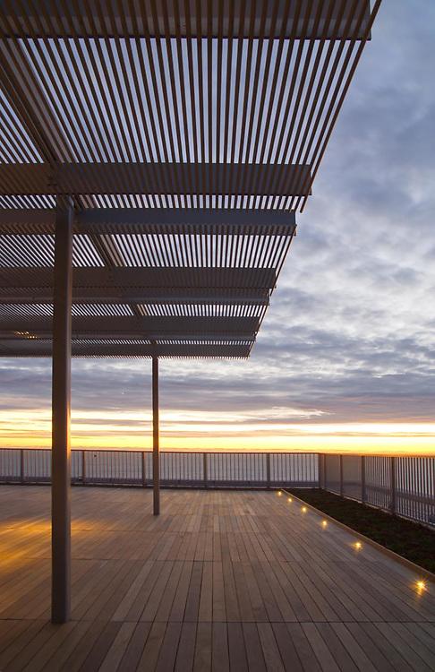 3900 LSD rooftop renovation Exterior Architectural Photography. Buildings, locations, architecture. Chicago, Illinois, built landscape,