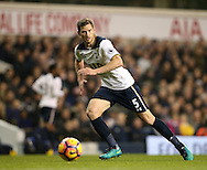 Tottenham's Jan Vertonghen in action during the Premier League match at White Hart Lane Stadium, London. Picture date December 18th, 2016 Pic David Klein/Sportimage