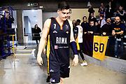 Alibegovic Amar<br /> Grissin Bon Reggio Emilia - Virtus Roma<br /> Lega Basket Serie A 2019/2020<br /> Reggio Emilia, 29/12/2019<br /> Foto A.Giberti / Ciamillo - Castoria