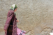 General pictures show the routines of the daily life of the resident of al-Bab in the Aleppo Governorate on Sunday, June 10, 2012. (Photo by Vudi Xhymshiti)