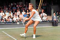 Ann Jones  (GB) Wimbledon Tennis Championships 25/06/1970 Credit : Colorsport