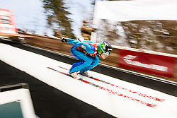 Jurij Tepes of Slovenia during the Ski Flying Hill Men's Team Competition at Day 3 of FIS Ski Jumping World Cup Final 2017, on March 25, 2017 in Planica, Slovenia. Photo by Grega Valancic / Sportida