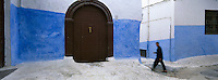 Maroc. Rabat. Kasbah des Oudaias. // Morocco, Rabat, old Oudaia Kasbah.