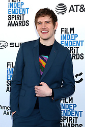 February 23, 2019 - Santa Monica, CA, USA - LOS ANGELES - FEB 23:  Bo Burnham at the 2019 Film Independent Spirit Awards on the Beach on February 23, 2019 in Santa Monica, CA (Credit Image: © Kay Blake/ZUMA Wire)