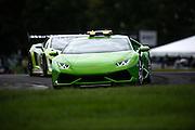 August 22-24, 2014: Virginia International Raceway. Huracan pace car