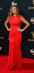 September 18, 2016 - Los Angeles, California, United States - Connie Britton arrives at the 68th Annual Emmy Awards at the Microsoft Theater in Los Angeles, California on Sunday, September 18, 2016. (Credit Image: © Michael Owen Baker/Los Angeles Daily News via ZUMA Wire)