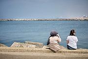Havenhoofd tijdens zomerse dag | Pier during a summerday