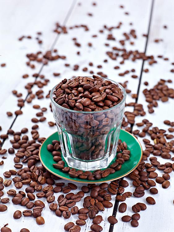 Smaksätt med kaffe Desserter