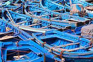 Fishing boats, Essaouira, Morocco