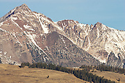 Electric Peak in Yellowstone National Park