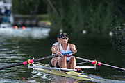 Henley-on-Thames. Women's Pair, New York Athletic Club [NWAC]. USA. United Kingdom.  2017 Henley Royal Regatta, Henley Reach, River Thames. <br /> <br /> <br /> 15:29:51  Saturday  01/07/2017   <br /> <br /> [Mandatory Credit. Peter SPURRIER/Intersport Images., <br /> 15:29:51  Saturday  01/07/2017   <br /> <br /> [Mandatory Credit. Peter SPURRIER/Intersport Images.