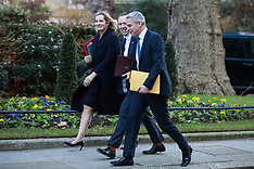 2019-01-08 Cabinet meeting