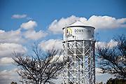 The Historic 1928 Santa Ana Water Tower in Orange County
