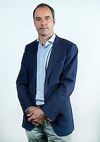 ROTTERDAM -  Erik Cornelissen. ALV van de KNHB in het Feijenoord Stadion; FOTO KOEN SUYK