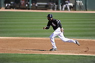 GLENDALE, AZ - MARCH 08:  Alex Rios #51 of Chicago White Sox runs the bases against the Colorado Rockies on March 08, 2011 at The Ballpark at Camelback Ranch in Glendale, Arizona. The White Sox defeated the Rockies 9-8.  (Photo by Ron Vesely)