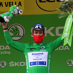 ANDORRA (AND)CYCLING: <br /> 15th stage Tour de France Carcassone-Andorra<br /> Green jersey Mark Cavendish