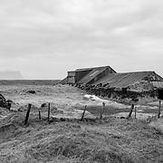 Barn, Southwest Iceland