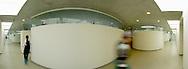 Deutschland, DEU, Berlin, 2003: Tierklinik; Blickwinkel 204 Grad. Das Berliner Tierheim ist das groesste und modernste auf der Welt. | Germany, DEU, Berlin, 2003: Veterinarian department, angle of view 204°. World's biggest and most modern animal shelter in Berlin. |