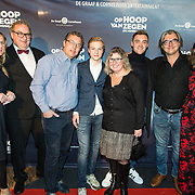 NLD/Zaandam/20190128- première musical Op Hoop van Zegen, Familie en zonen Mariska van Kolck