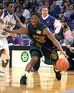 Baylor guard Tweety Carter during first half action against Kansas State at Bramlage Coliseum in Manhattan, Kansas, January 17, 2007. K-State beat Baylor 69-60.