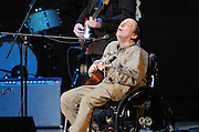 Vic Chesnutt and Elf Power perform at The Music of R.E.M. at Carnegie Hall, a tribute concert to benefit musical education programs for underprivileged youth.