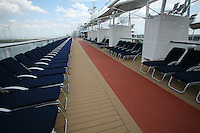 Celebrity Equinox feature photos..Running Track.