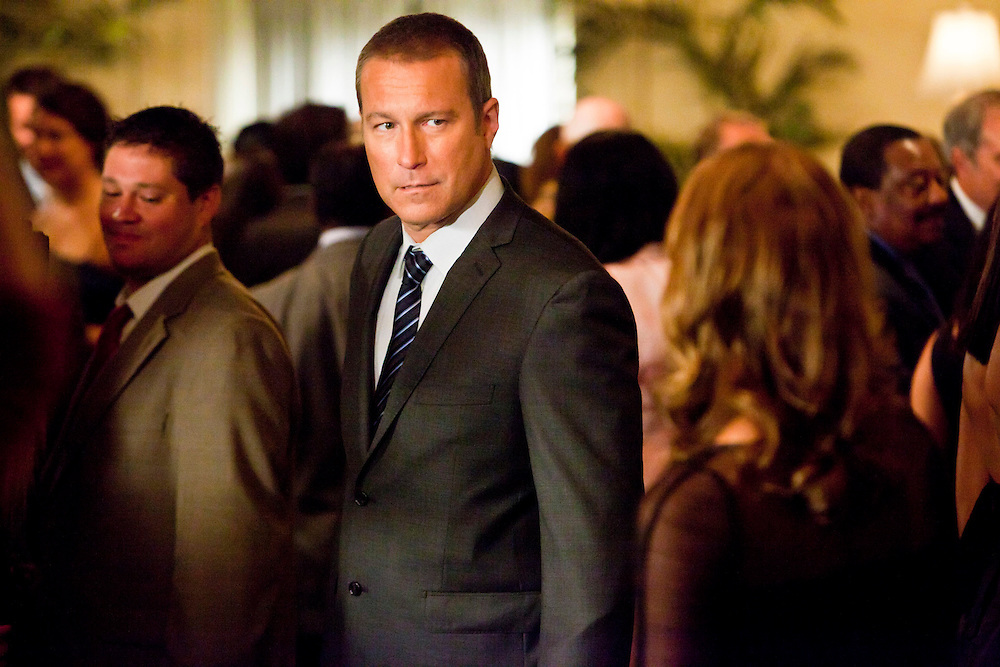 John Corbett as Det. Sgt. Duncan Hatcher in TNT's 'Ricochet' based on the book by #1 New York Times best-selling author Sandra Brown about a case of murder and betrayal in high-society Savannah.