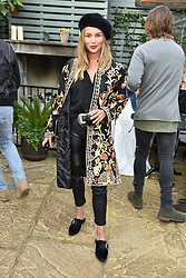 Emma Louise Connolly at The Ivy Chelsea Garden's Annual Summer Garden Party, The Ivy Chelsea Garden, 197 King's Road, London England. 9 May 2017.<br /> Photo by Dominic O'Neill/SilverHub 0203 174 1069 sales@silverhubmedia.com