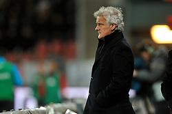 22-01-2012 VOETBAL: FC UTRECHT - PSV: UTRECHT<br /> Utrecht speelt gelijk tegen PSV 1-1 / coach Fred Rutten<br /> ©2012-FotoHoogendoorn.nl