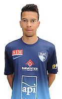 Pierrick RAKOTOHARISOA - 04.10.2013 - Photo Officielle - Le Havre -<br /> Photo : Icon Sport