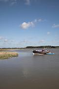 Butley River Creek, Suffolk, England