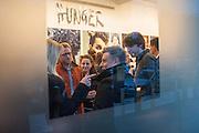 RANKIN, Rankin: The Hunger Issue 2 - magazine launch party Rankin Photography Annroy, 110-114 Grafton Road, London,  8 May 2012