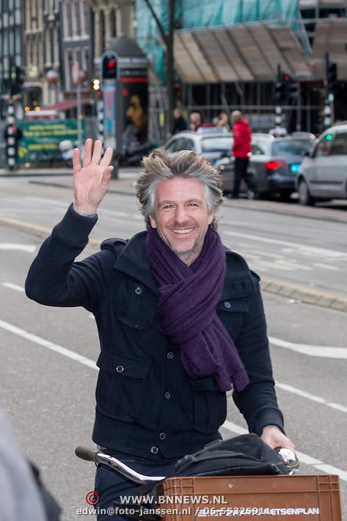 NLD/Amsterdam/20151202 - modeontwerper Jos Raak