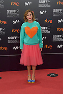 092321 69th San Sebastian International Film Festival: 'The grandmother' Red Carpet