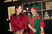 VALERIA NAPOLEONE,  JULIE VERHOEVEN; , Neo Naturist Christmas event , Studio Voltaire Gallery shop, Cork St.   20 November 2019