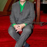 NLD/Amsterdam/20130411 - Presentatie biografie Barry Stevens, Barry