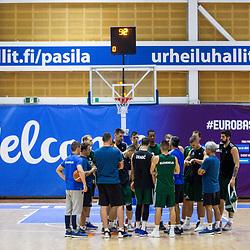 20170901: FIN, Basketball - FIBA EuroBasket 2017, Day 2