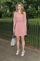 LONDON - JUNE 26: Amber Atherton attended the Serpentine Gallery summer party, Kensington Gardens, London, UK. June 26, 2012. (Photo by Richard Goldschmidt)