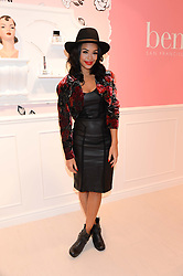 SARAH-JANE CRAWFORD at the launch of the Benefit Global Flagship Boutique at 10 Carnaby Street, London on 11th September 2013.