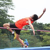 C Division Boys High Jump